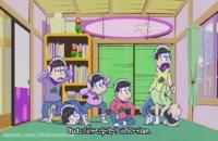 انیمه کمدی Osomatsu-san آقای اوسوماتسو قسمت 21 با زیرنویس فارسی
