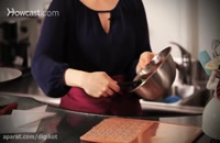 روش های تزئین شکلات