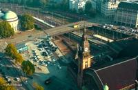 تصاویری دیدنی از شهر هامبورگ آلمان