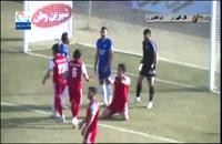 خلاصه بازی فوتبال گل گهرسیرجان 1 - تراکتور 2