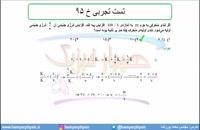 جلسه 117 فیزیک دهم - انرژی جنبشی 4 و تست تجربی خ 95 - مدرس محمد پوررضا