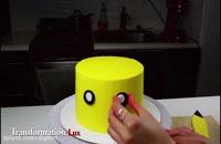 ایده های زیبا برای تزئین کیک