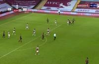 خلاصه مسابقه فوتبال استون ویلا 1 - لیورپول 4