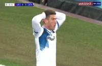 خلاصه بازی فوتبال لیورپول 0 - آتالانتا 2