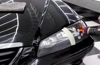 آموزش رفع ماتی و خط و خش های چراغ خودرو با پولیش چراغ اتوسول-گنجی پخش