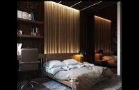 25 ایده برای جذاب تر کردن نورپردازی اتاق خواب