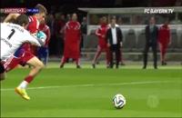 آخرین قهرمانی های تیم فوتبال بایرن مونیخ در جام حذفی آلمان