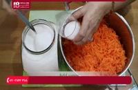 نکات مهم در مورد طبخ بهتر مربا هویج خانگی