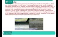 تعمیر دوربین مدار بسته | آموزش شناخت ولتاژهای روی برد