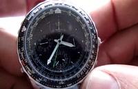 آموزش کار با ساعت خلبانی سیکو