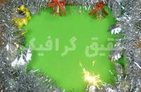 کروماکی سوختن جرقه در تزئینات کریسمس