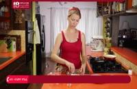آموزش آشپزی بین المللی - ساندویچ