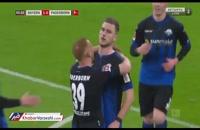 خلاصه بازی بایرن مونیخ ۳-۲ پادربورن
