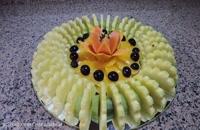 طرز تهیه سالاد میوه - مخصوص شب یلدا