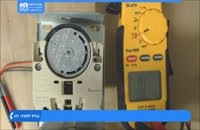 آموزش تعمیر کولر گازی | سرویس کولرگازی | عیب یابی سوییچ کنترل حد