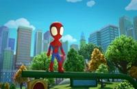 عنکبوتی و دوستان شگفت انگیزش فصل اول قسمت سوم