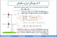 جلسه 130 فیزیک دهم - پایستگی انرژی مکانیکی 1 - مدرس محمد پوررضا