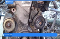 آموزش تعمیر موتور تویوتا - خودرو تویوتا - واترپمپ بازکردن موتور