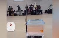 رباتی برای کمک به حرکات ماهی