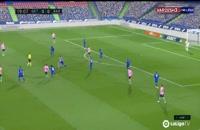 خلاصه بازی فوتبال ختافه 1 - بارسلونا 0