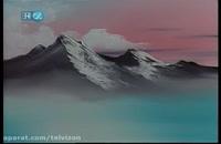 برنامه لذت نقاشی باب راس - فصل بیست دوم، قسمت دوم